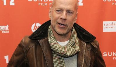 "Bruce Willis kręci ""Szklaną pułapkę"" numer 5"