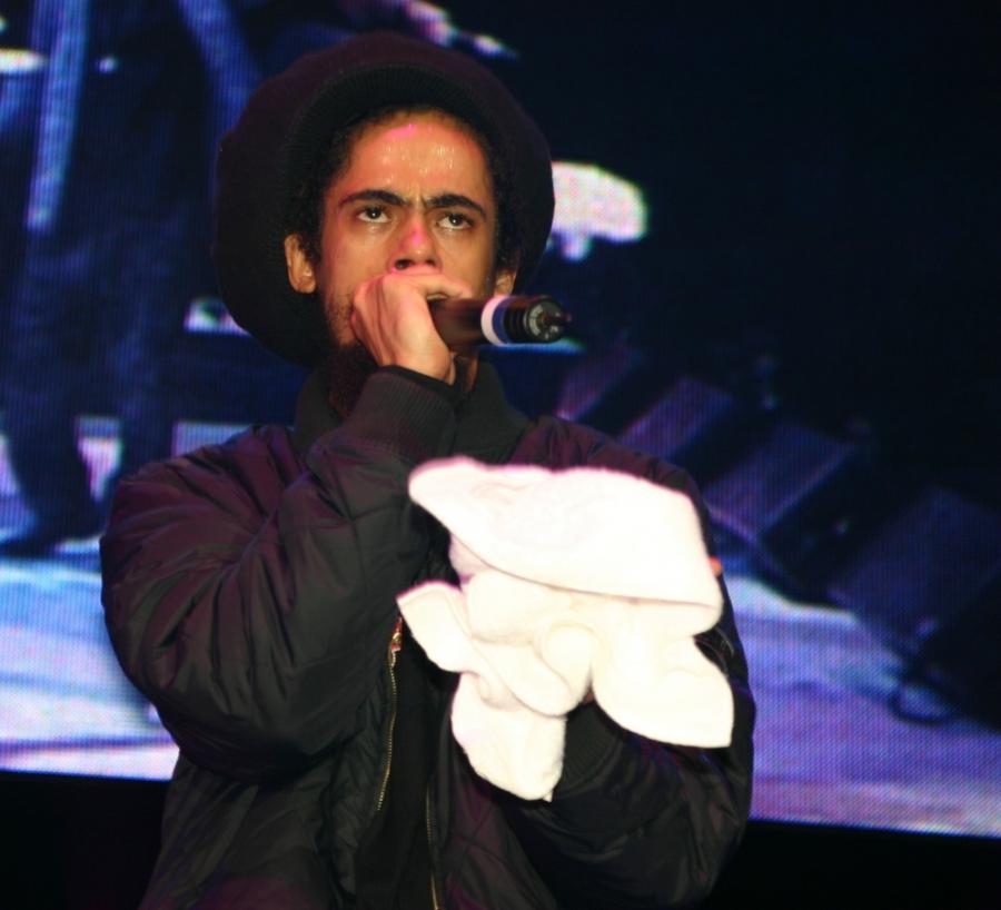 Damian Marley na Przystanku Woodstock
