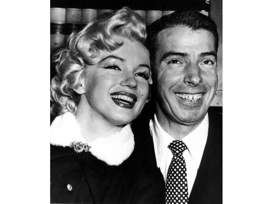 Marilyn Monroe i Joe Dimaggio