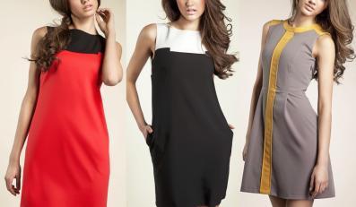 Sukienki z kolekcji Nife wiosna/lato 2012  - lookbook na kwiecień