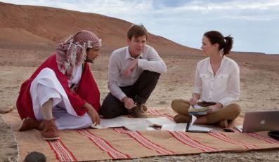 """""""Połów szczęścia w Jemenie"""" już w kinach"""