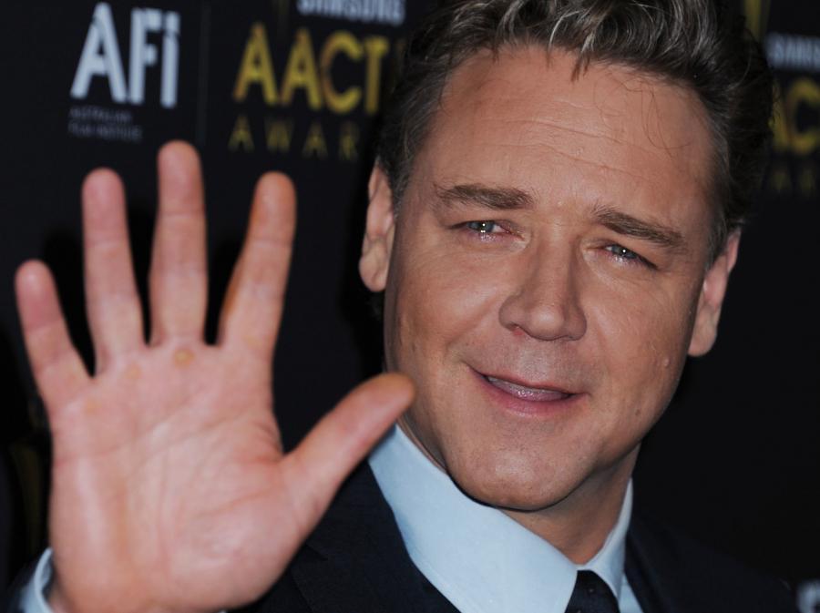Russell Crowe dołączył do obsady filmu \