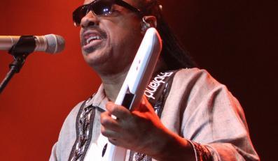 Stevie Wonder ikoną muzyki