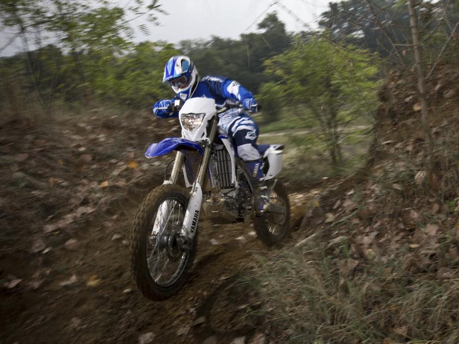 YAMAHA WR450F 2012