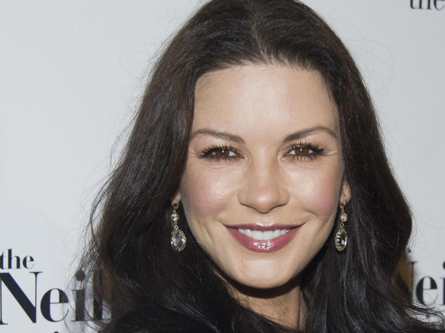Catherine Zeta-Jones zagra w hicie \
