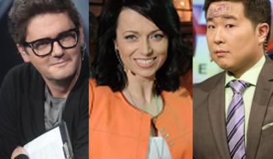 Laureaci nagrody Comedy Awards dla najzabawniejszych postaci 2011 roku.