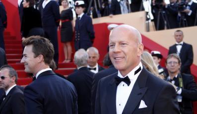 Szacowny juror Bruce Willis