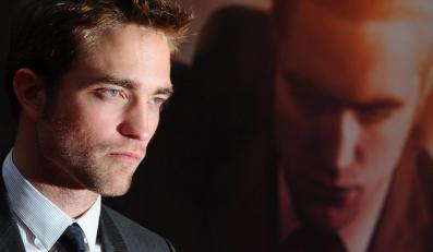 """Robert Pattinson na premierze """"Cosmopolis"""" w Berlinie"""