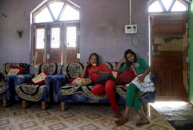 Prostytutki z Indii