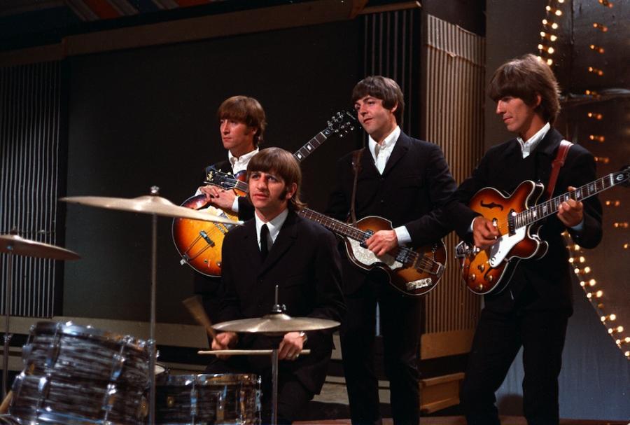 Paul McCartney i The Beatles w 1966 roku