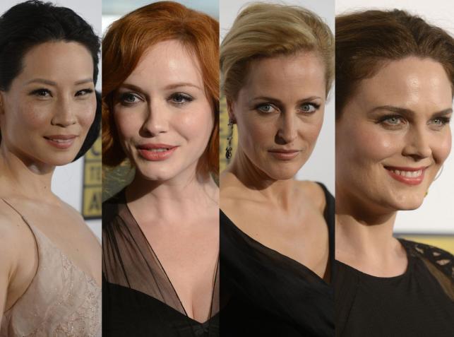 Gwiazdy na gali Critics' Choice Television Awards