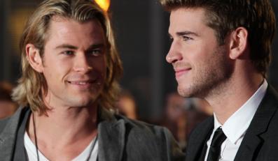 Chris i Liam Hemsworth