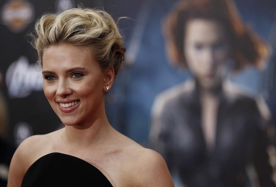 Scarlett Johansson najlepiej opłacaną aktorką