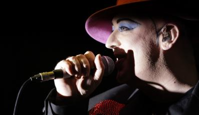 Boy George śpiewa hit Lany Del Rey