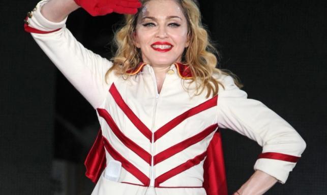 Madonna w Moskwie: Modlę się o uwolnienie Pussy Riot – zdjęcia!