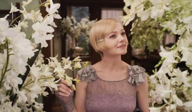 """Carey Mulligan piękna w """"Wielkim Gatsbym"""""""