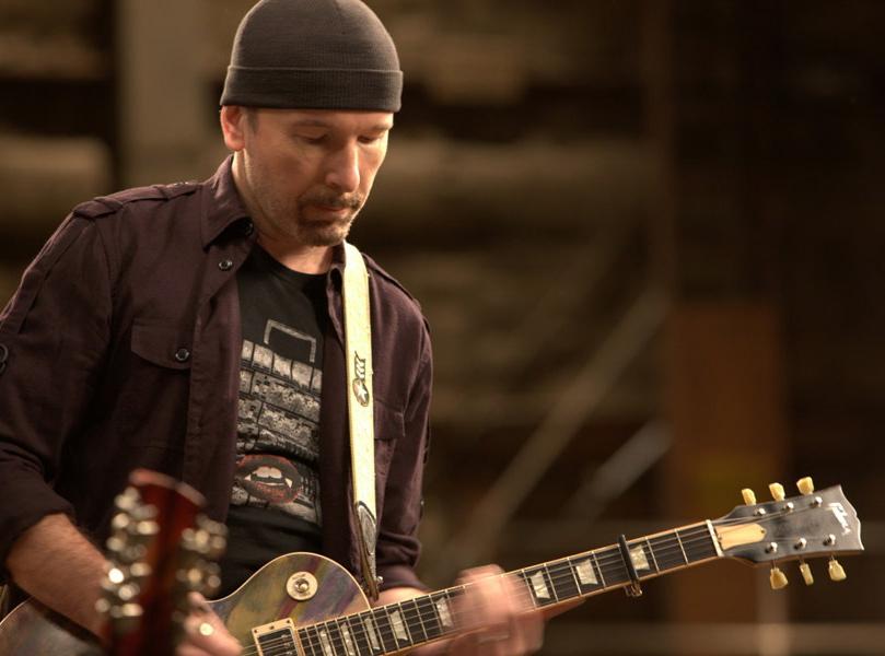 The Edge, jak Zosia samosia woli grać sam