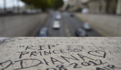 15 rocznica śmierci księżnej Diany w Paryżu