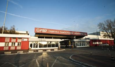Fabryka samochodów na Żeraniu