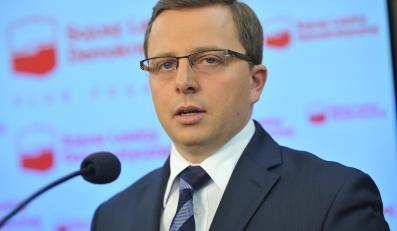 Dariusz Joński, rzecznik SLD
