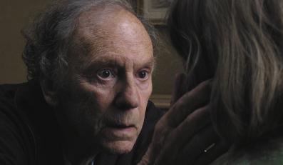 """Jean-Louis Trintignant wraca na ekran w """"Miłości"""""""