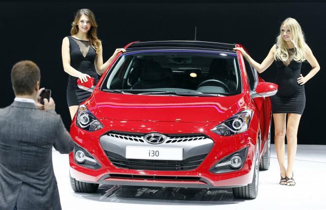 Hyundai i30 w wersji trzydrzwiowej