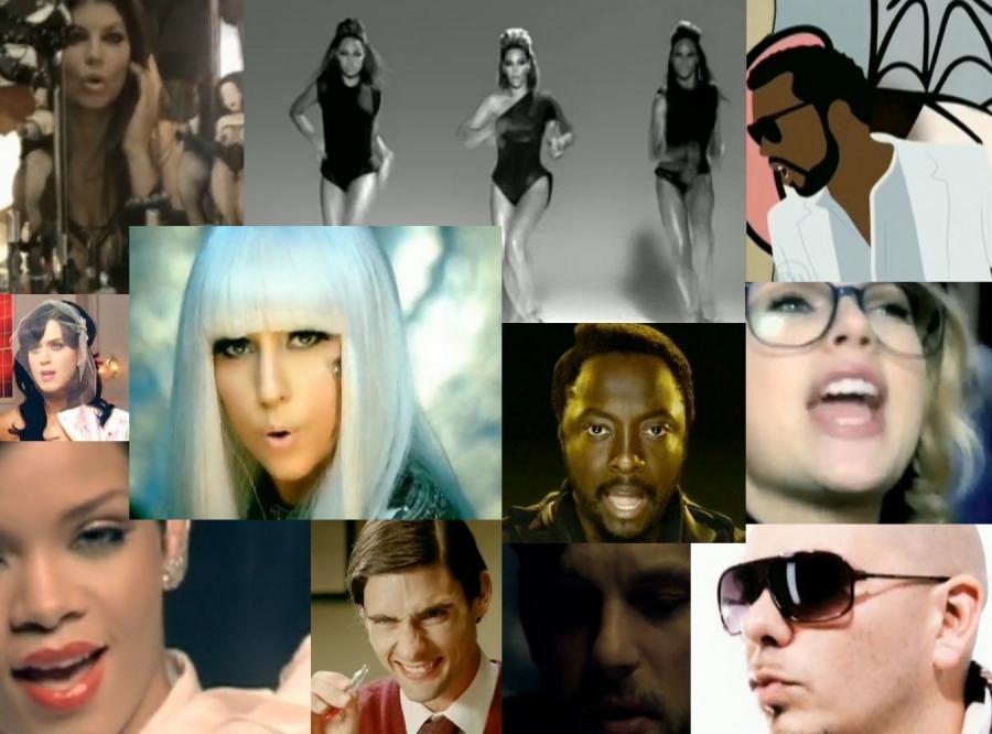 25 hitów 2009 roku zmiksowane w jeden kawałek