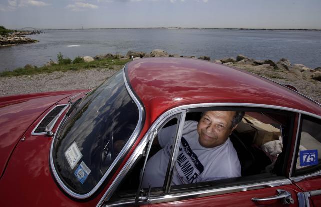 Irv Gordon i jego Volvo P1800