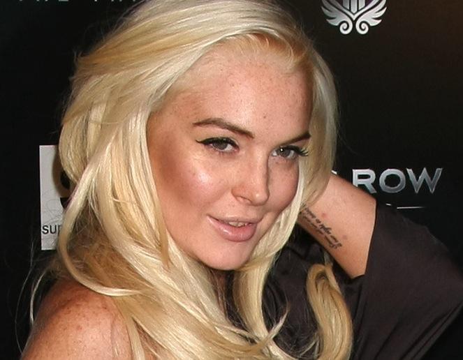 Najpierw Oscar dla Lindsay Lohan
