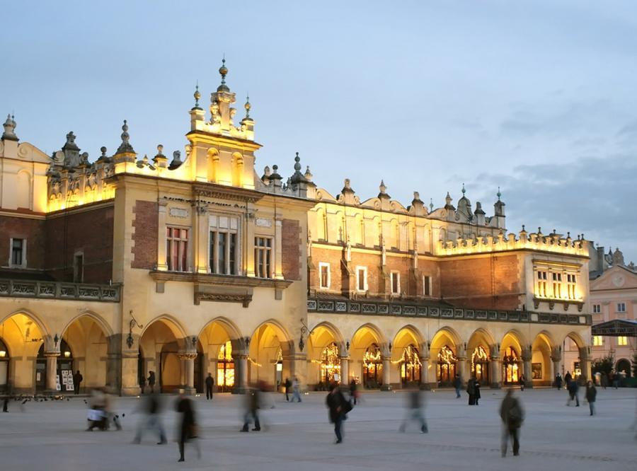 Zobacz, ile wart jest Kraków