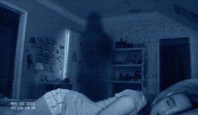 """Paranormal Activity 5"" na Halloween"