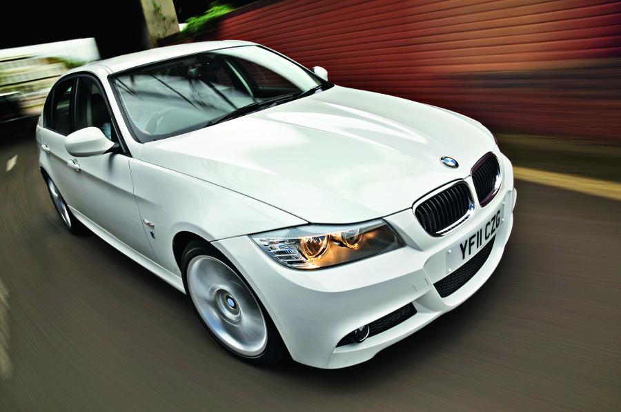 BMW serii 3 - zdjęcie poglądowe