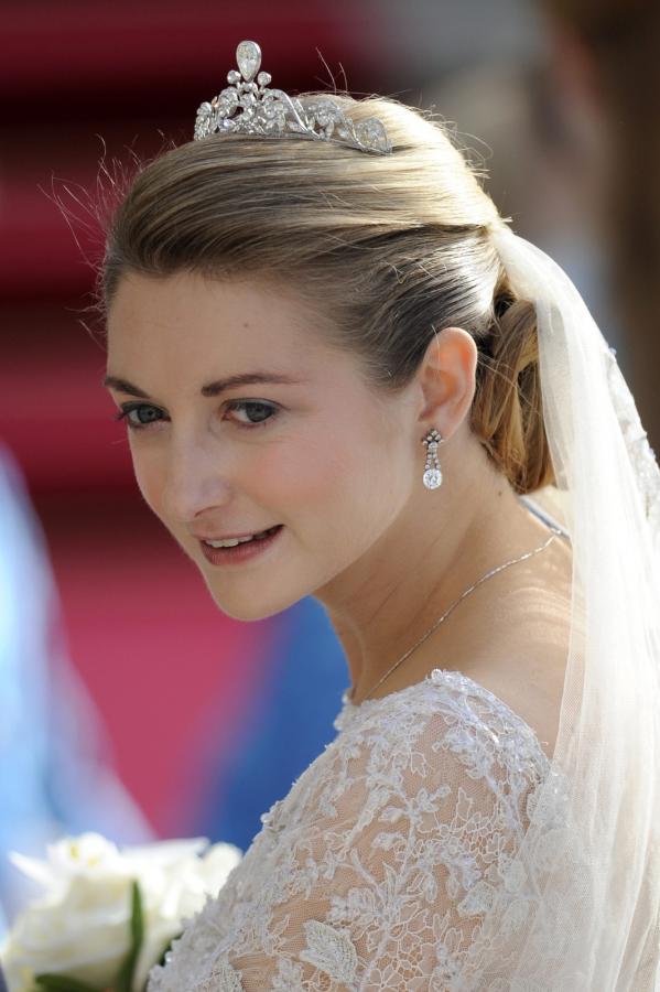 Księżniczka Stefania i książę Wilhelm wzięli ślub