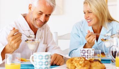 Śniadanie wzmacnia serce