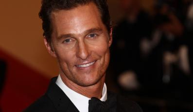 Matthew McConaughey w Cannes –maj 2012