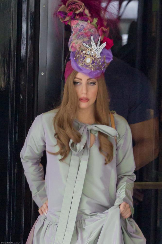 Lady GaGa nie chce śpiewać z Madonną