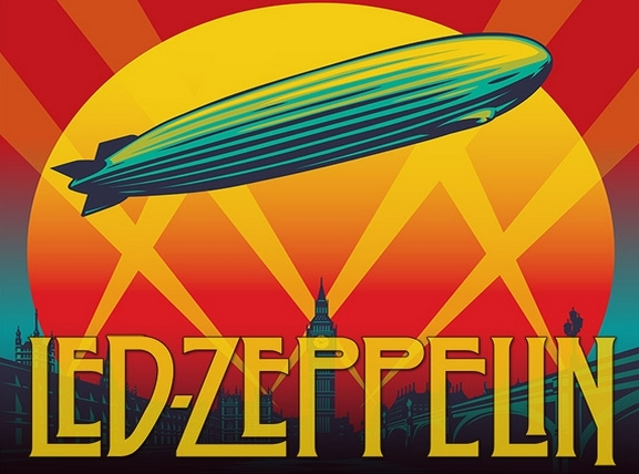 Led Zeppelin znów świętuje \