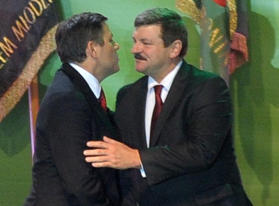 Janusz Piechociński i Jarosław Kalinowski