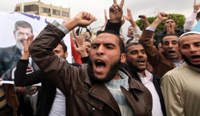 Demonstracja w Egipcie