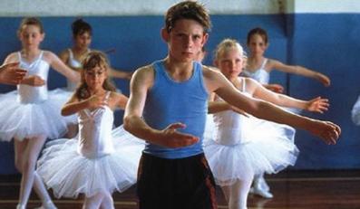 Jamie Bell jako Billy Elliot