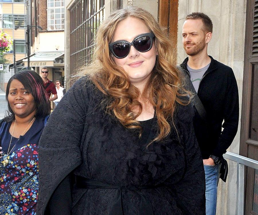 Adele nagrywa płytę