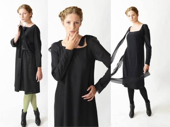 Sukienki z kolekcji Anna Korytowska jesień/zima 2012/2013