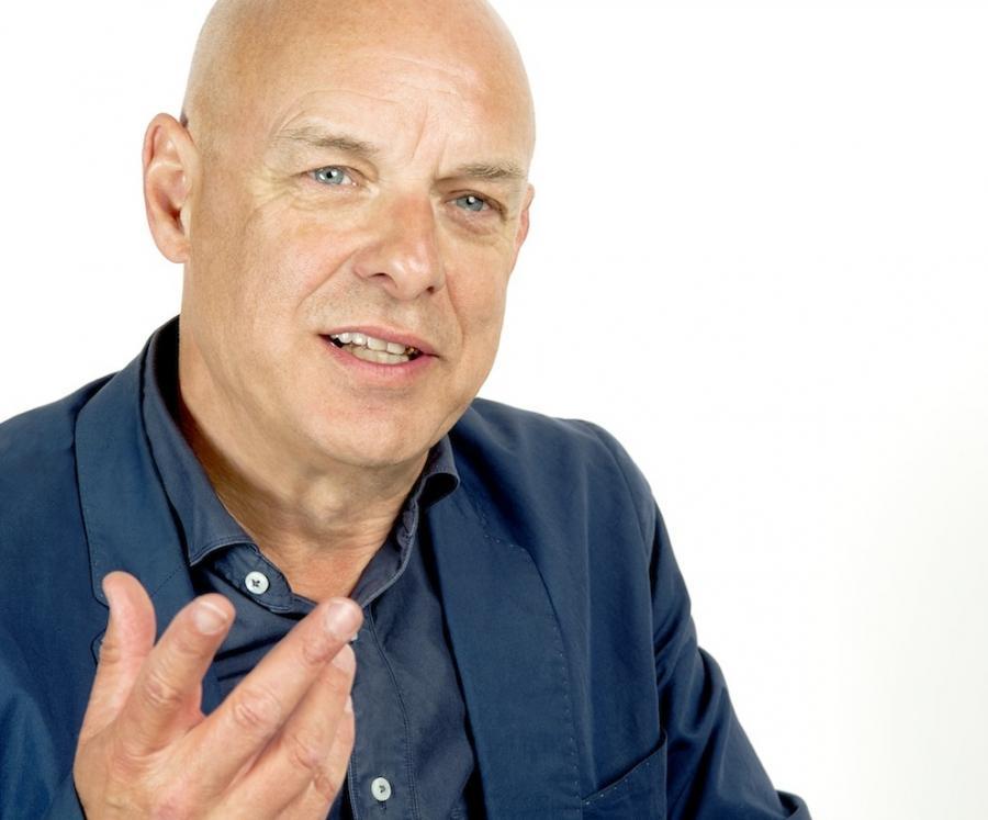 Brian Eno nie pozostawia obojętnym