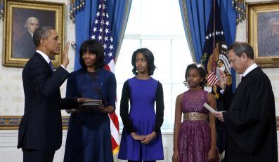 Zaprzysiężenie Baracka Obamy