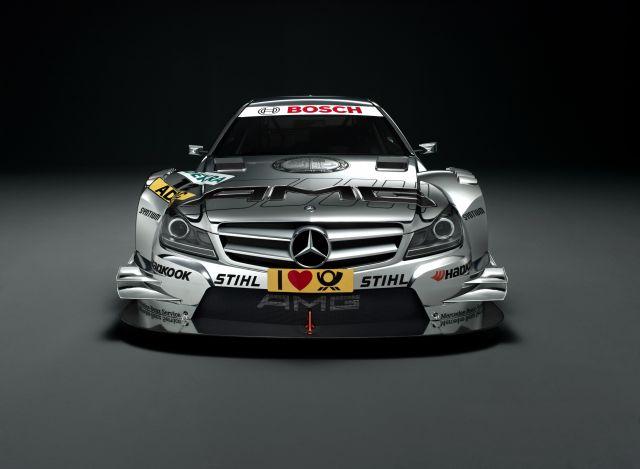 Mercedesa AMG C-Coupé DTM