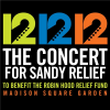 12-12-12: The Concert For Sandy Relief""