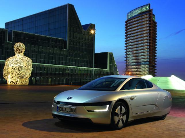 Фотографии Volkswagen XL1 Фотография…