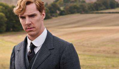 "Benedict Cumberbatch w serialu ""Koniec defilady"""