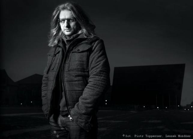 Leszek Możdżer, fot. Piotr Topperzer