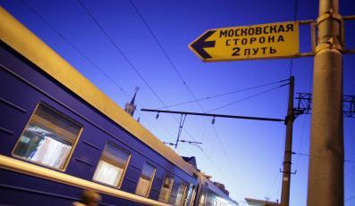 Relacja z podróży koleją transsyberyjską